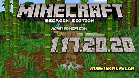 Minecraft PE 1.17.20.20 for Android