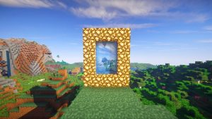 Minecraft integrates the Aether engine. How can this affect the game